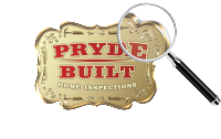PRYDE BUILT HOME INSPECTIONS    403.875.2344